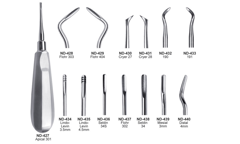 Apical- ND Dental Instruments - 2014 Edition